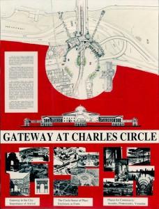 Gateway at Charles Circle Entry