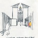 Holocaust Memorial Entry