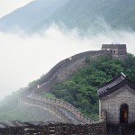 Great Wall at Mutianyu, China